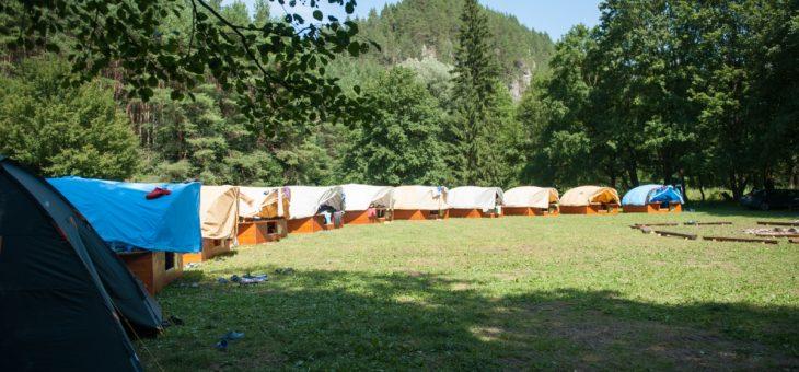 Letný tábor 2017